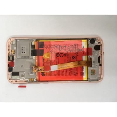 Lcd Huawei P20 Lite Originale Service Pack 02351VUW Rosa
