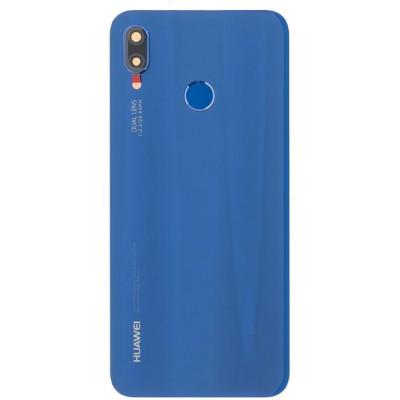 Cover posteriore per Huawei P20 Lite Blu