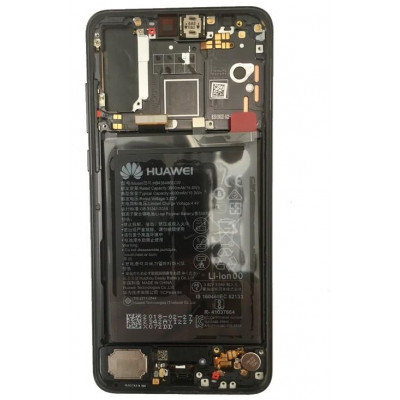 Huawei P20 Pro Lcd service pack originale Nero 02351WQK