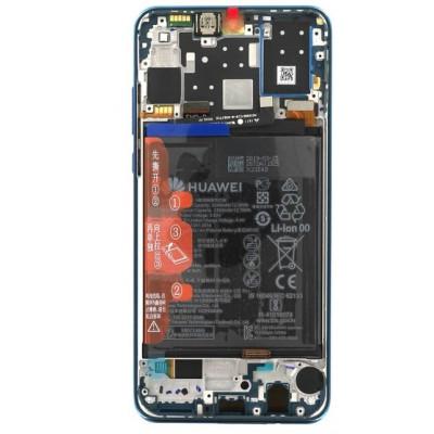 Lcd Huawei P30 Lite 48mp Service P. 02352RQA Peacock blue