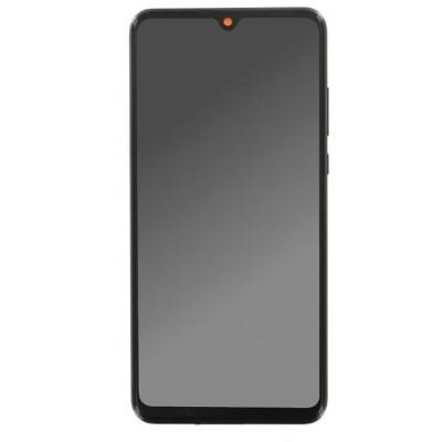Lcd per Huawei P30 Lite 48mpx LCD con Frame Nero