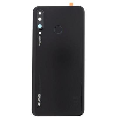 Cover posteriore per Huawei P30 Lite Nera Ser Pack 02352RPV