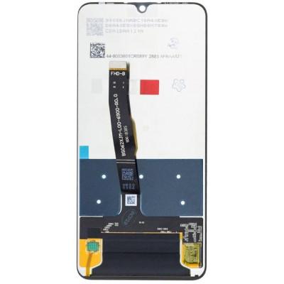 Lcd con Touch Huawei P30 Lite 48mpx Nero MAR-LX1x - MAR-L21