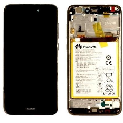 Huawei S.Pack P8/9 Lite 2017 PRA-LX1 con batteria Nero