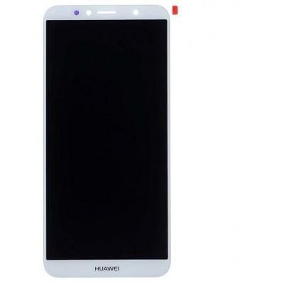 Lcd per Huawei Y6 Prime 2018 Senza Frame Bianco