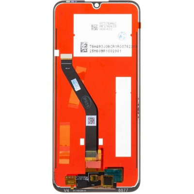 Lcd Huawei per Y6 2019 senza Frame Nero