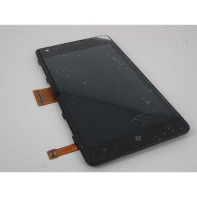 Lcd Assemblato con Frame per Nokia Lumia 900