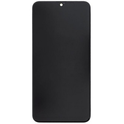 LCD Samsung A107 A10s GH81-17482A Service P. con Frame Nero