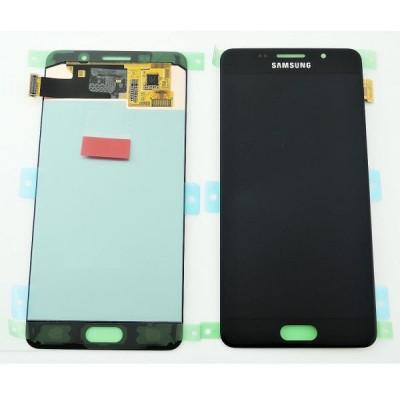 LCD SAMSUNG GALAXY A5 2016 SM-A510F GH97-18250B NERO