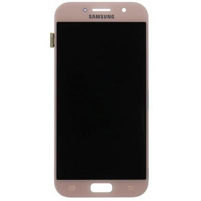 LCD Samsung SM-A520 Galaxy A5 (2017) Rosa GH97-19733D