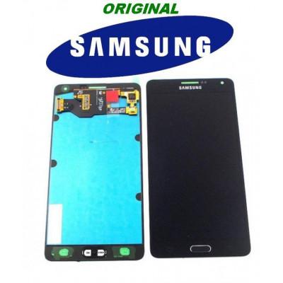 LCD - TOUCH PER GALAXY A7 SM-A700F NERO GH97-16922B