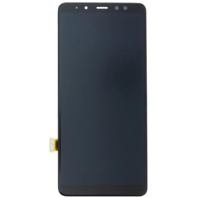 LCD display Samsung A730 Galaxy A8 Plus 2018 Nero GH97-21534