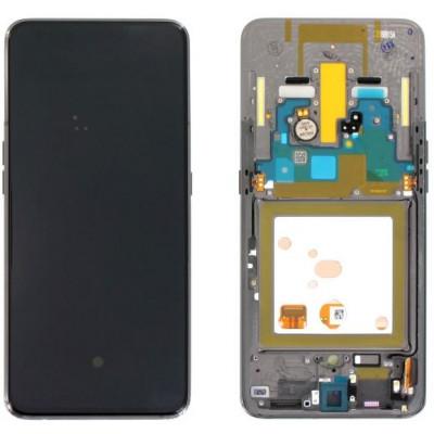 Lcd Originale Samsung A80 SM-A805F GH82-20348A Nero