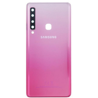 Samsung A920 Galaxy A9 2018 Cover Batteria Pink Service Pack