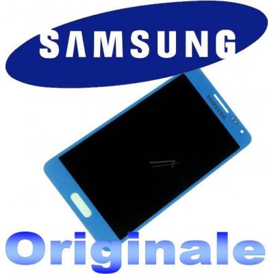 LCD + TOUCH FULL SET PER GALAXY ALPHA GH97-16386C BLU