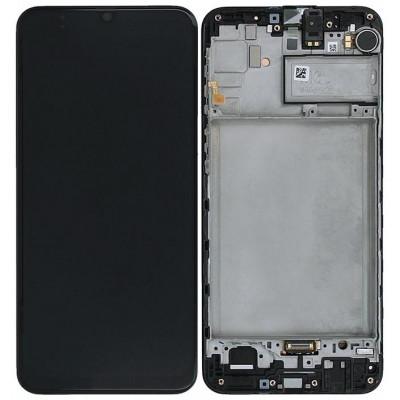 LCD Originale Samsung M205 Galaxy M21 GH82-22509A Nero