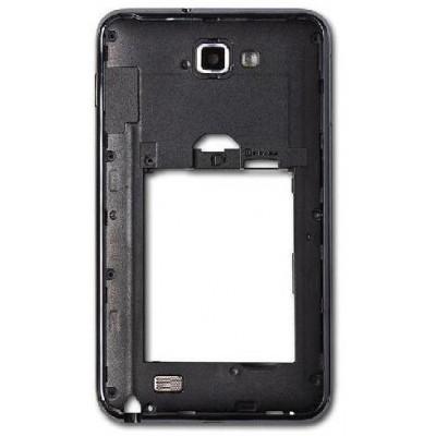 Frame Intermedio per Samsung Note n7000 Nero