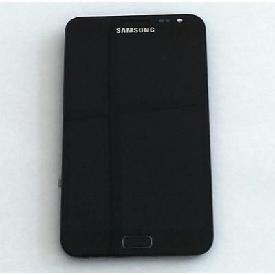 DISPLAY SAMSUNG GALAXY NOTE N7000 NERO ORIGINALE GH9712948A