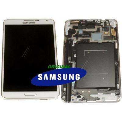 LCD + TOUCH ORIGINAL GALAXY NOTE3 N9005 BIANCO GH9715209B