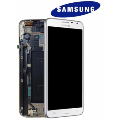 LCD+TOUCH ORIGINALE GALAXY NOTE3 NEO N7505 BIANCO GH9715540B