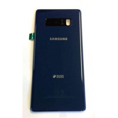 Samsung N950 Galaxy Note 8 Cover Posteriore Blu GH82-14985B