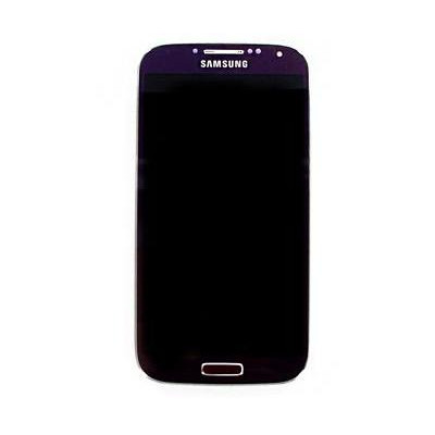 LCD ORIGINALE PER GALAXY S4 I9505 PORPORA GH9714655D