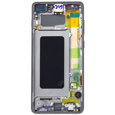 LCD Samsung G975 Galaxy S10 Plus Nero S. Pack GH82-18849A