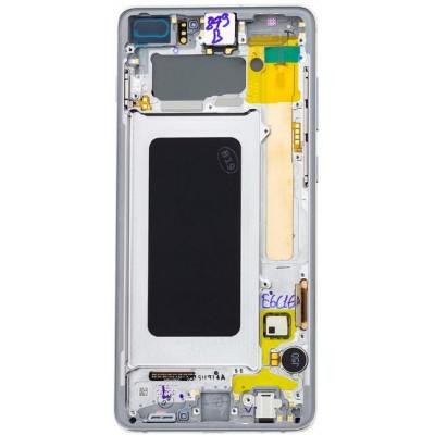 LCD Samsung G975 Galaxy S10 Plus Verde S. Pack GH82-18849E