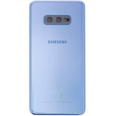 Cover posteriore per Samsung S10e GH82-18452C Blu