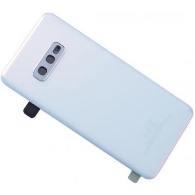 Cover posteriore per Samsung S10e GH82-18452F Bianca