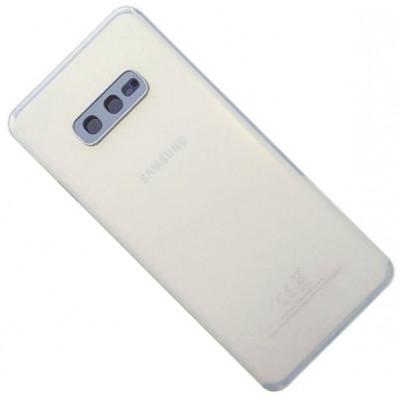 Cover posteriore per Samsung S10e GH82-18452B Silver