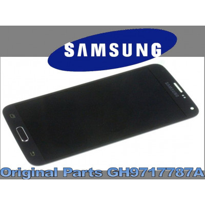 LCD + TOUCH FULLSET PER GALAXY S5 NEO GH9717787A NERO