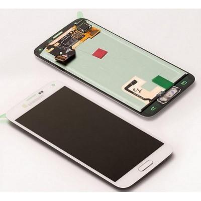 DISPLAY  LCD PER GALAXYS5 MINI BIANCO GH97-16147B