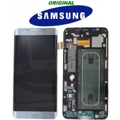 LCD TOUCH GALAXY S6 EDGE PLUS SM-G928F SILVER GH97-17819D