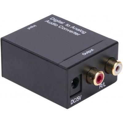 Convertitore Audio da Digitale a Analogico, L/R