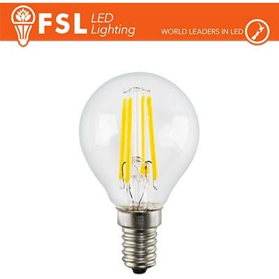 Lampada Filamento Sfera - 4W 2700K E14 400LM