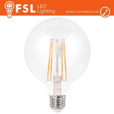 Lampada Filamento Globo Ø9,5cm - 4W 2700K E27 400LM