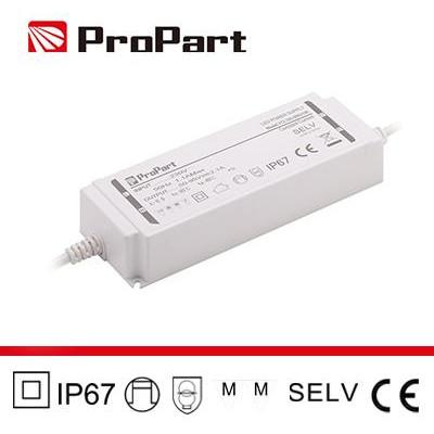 Alimentatore IP67 24V 150W 6.25A Size:191*68*37mm