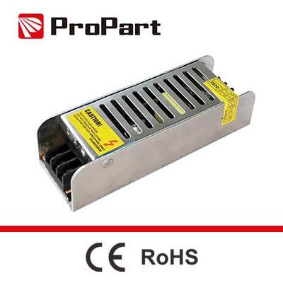 Alimentatore Scatolato Slim IP20 24V 30W 1.25A 120*40*30mm