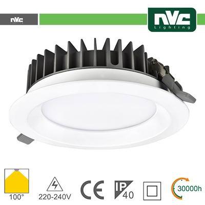 Downlight LED IP40 15W 4000K 1215LM 100º FORO:125mm