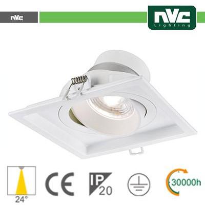 Incasso Multi lampada - 9w (1x9w) 4000k 720lm 24°