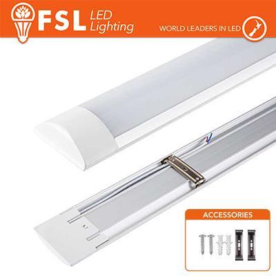 Plafoniera LED Lineare IP20 60cm 18W 1275LM 3000K