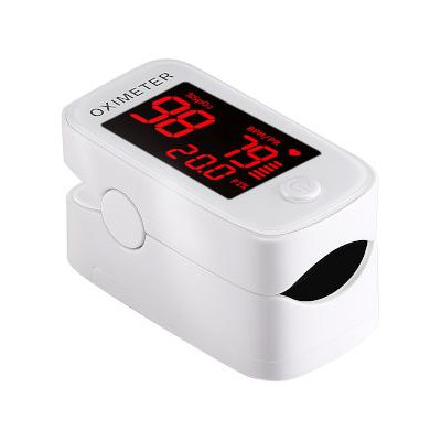 Pulsossimetro Da dito Digitale display da 1,5'' - CON PILE