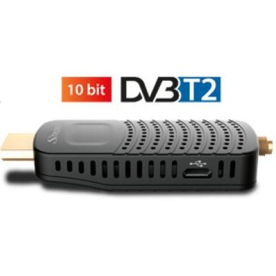 Decoder Ricevitore Terrestre FullHD DVB-T2 10 Bit - Pocket