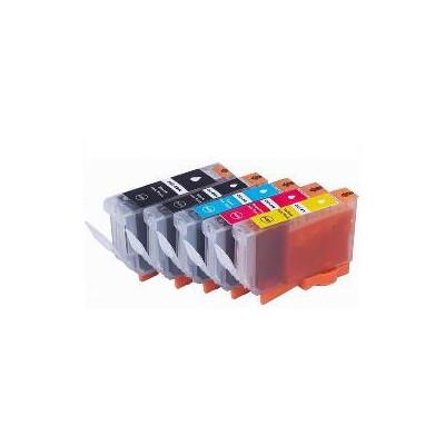 13ML Con chip compatibile for canon serie cli-8 nero
