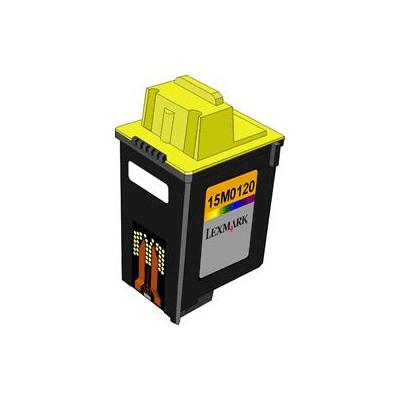 30ML Rigenerata Colore LEXMARK X63/X70/X83 20
