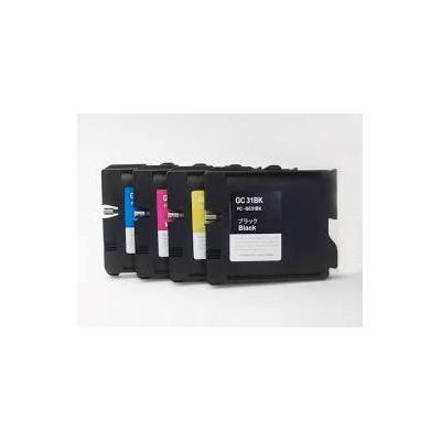 40ML Pigment for Ricoh GX e2600,e3000N,e3300N,e3350nGC31K