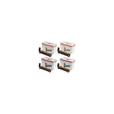 Black Drum rigenerate  for OKI C8600 C8800-20K43449016