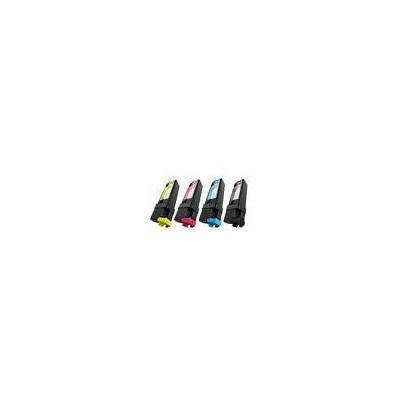 Magente Compatible Dell 1320C,1320CN-2K593-10261