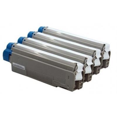 Magente compatible Oki ES2232/ES2632/ES5460MFP-6K43865730